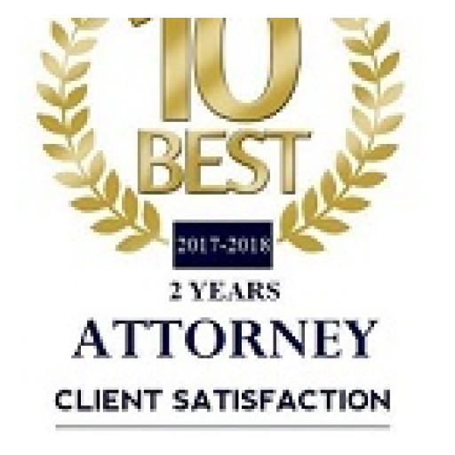 R. Daniel Adams Has Been Nominated and Accepted as a Two Years AIOPIA'S  10 Best in Colorado for Client Satisfaction